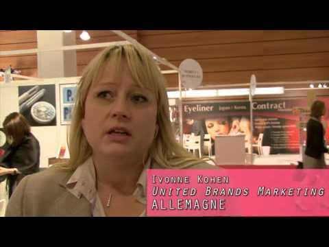 MakeUp in Paris 2012 - Salon