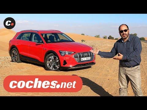 Audi e-tron SUV | Primera prueba / Test / Review en español | Coches eléctricos | coches.net