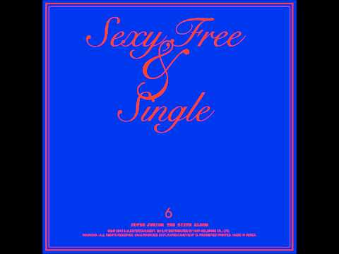 [Super Junior 6JIB] 01. Sexy, Free & Single