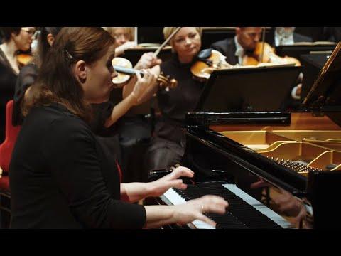 Clara Schumann Piano Concerto / Royal Stockholm Philharmonic Orchestra / L Skride / P Heras-Casado