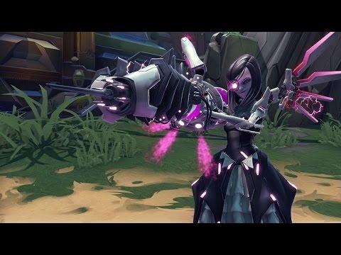 Battleborn: Beatrix Skills Overview [Multi Rating]