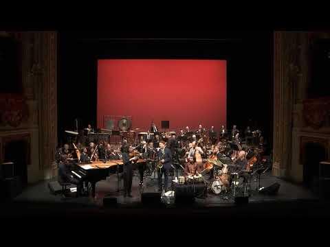 """Samy Thiébault """"Symphonic Tales"""", """"Jahân Jog Joy"""" Live à l'Opéra de Rennes, featuring Fiona Monbet"""