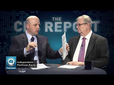12 April 2018 - The CEC Report - Australian Glass-Steagall legislation / Syrian nuclear war threat