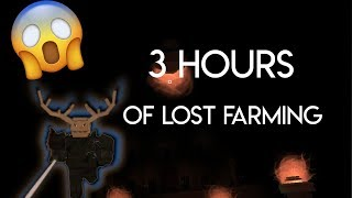 3 HOURS OF LOST FARMING!!! | Roblox Fantastic Frontier