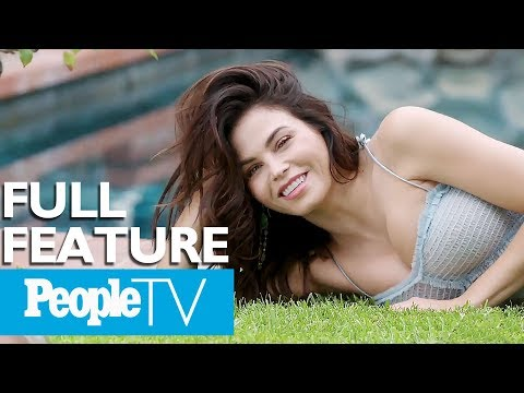 Jenna Dewan Opens Up About Her Relationship With Steve Kazee, Her Pregnancy & More | PeopleTV