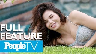 Jenna Dewan Opens Up About Her Relationship With Steve Kazee, Her Pregnancy & More   PeopleTV