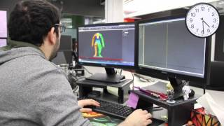 Day In The Life of a Character Animator