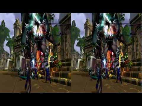 Cataclysm.WoW-in 3D.Private fun server CataWow Instant 85.avi