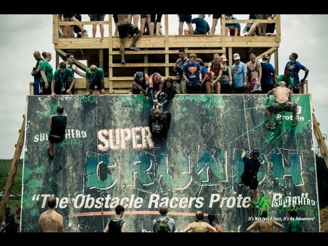 SUPERHERO SCRAMBLE INTIMIDATOR - Carolinas 2013 Official Video
