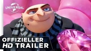 Ich - Einfach Unverbesserlich 3 - Trailer deutsch/german HD