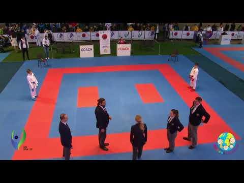 International Lviv Cup male 10-11 years +44 kg Kokhanskyi Kirill final (sportclub Tigrenok)