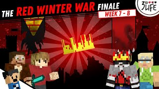 3rd Life SMP: The Red Winter War FINALE Explained | WEEK 7 - 8