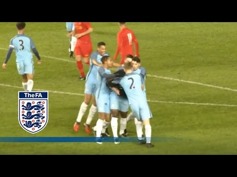Manchester City U18 3-1 Liverpool U18 (2016/17 FA Youth Cup R4) | Goals & Highlights