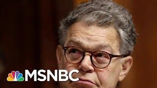 Democratic Senators Urge Al Franken To Reconsider Resignation | Morning Joe | MSNBC