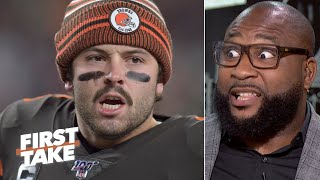 Baker Mayfield isn't built to lead the Browns – Marcus Spears   First Take