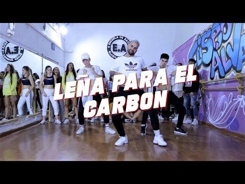 LEÑA PARA EL CARBON ✘ DJ ALEX ✘ J.MASTERMIX | Choreography by Emir Abdul Gani