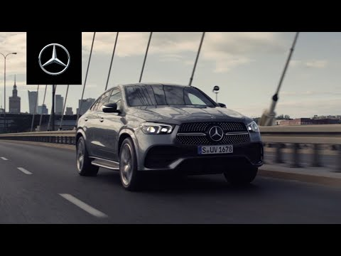 The New GLE Coupé: Express Your Inner Strength