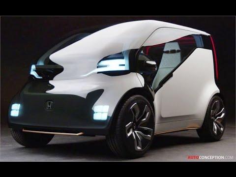 Car Design: 2017 Honda NeuV Concept
