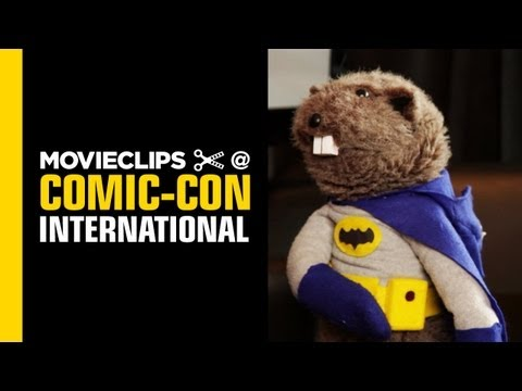Comic-Con: Glove and Boots - Exclusive Interview - Nerd HQ (2013) HD - Mario and Fafa
