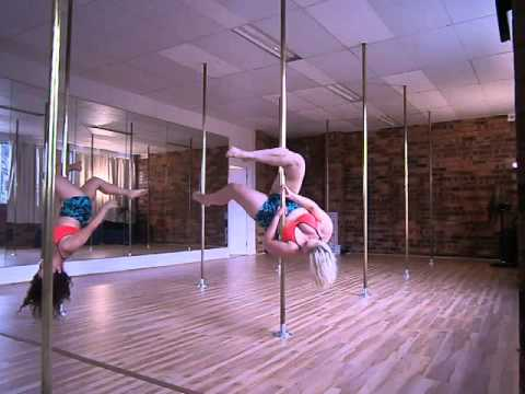 Level 4 Pole Dance to Chocolate by Snow Patrol  PA190006