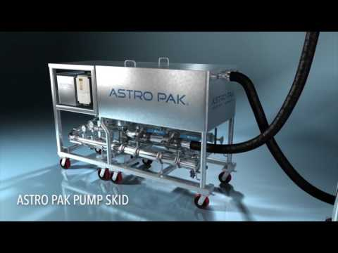 Astro Pak Treatment Process for Passivation - Narrated