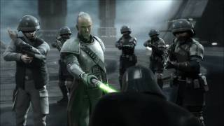 Star Wars The Force Unleashed 2 ALL CINEMATICS  HD 1080p - Part II