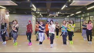 Havana (Feat. Young Thug) ZUMBA. Choreo by Shindong