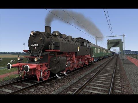 Pendelritten Huider | BR 86 & BR 01 | Train Simulator 207