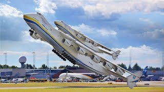 /10 largest transport aircrafts in the world