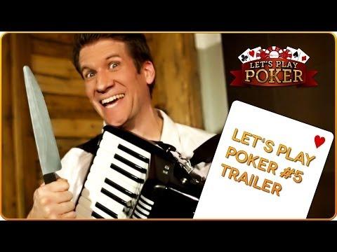 Der Typ hier, der heißt Siegismund   Let's Play Poker #5 Trailer
