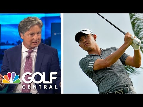 Steele, Davis overtake Morikawa for Sony Open lead through Round 2   Golf Central   Golf Channel