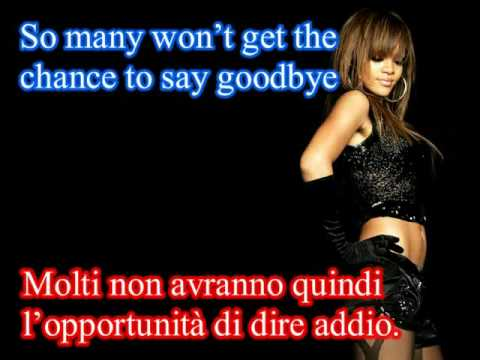 Baixar Rihanna   Russian Roulette   Con testo in italiano + inglese   Rated R 2009   Lyrics   Karaoke