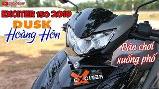 Yamaha Exciter 150 2019 DUSK ▶ Phiên bản Hoàng Hôn xuống phố của dân chơi