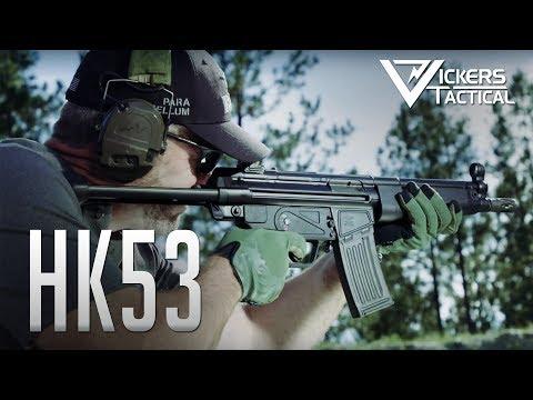 Heckler & Koch HK53