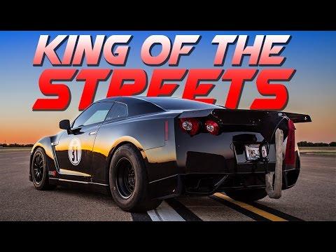 2014 AMS Alpha Omega GT-R New World Record