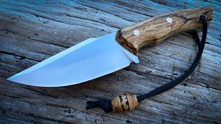 Knife making - Hunting Knife