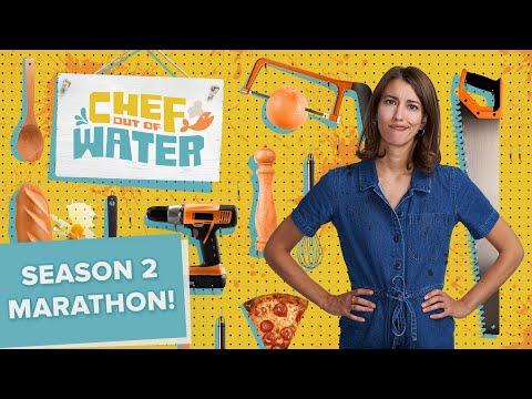 Chef Out Of Water Season 2 Marathon ? Tasty