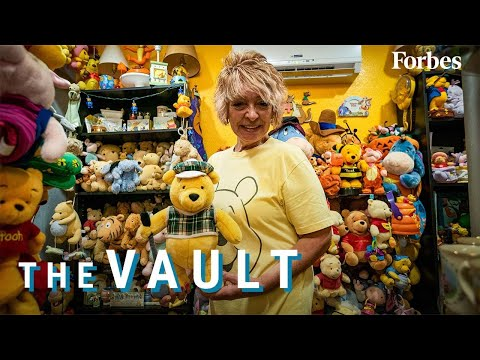 This Million Dollar Winnie The Pooh Collection Is The Largest In The World | The Vault | Forbes photo