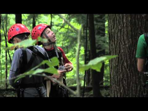 ArborTrek Canopy Adventures at Smugglers' Notch Resort, Vermont