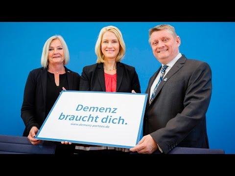 Demenz Partner - Startschuss zur Kampagne