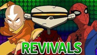 Top 10 Cartoons That DESERVE Revivals