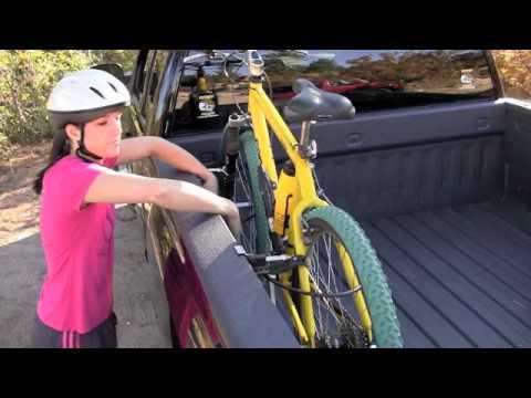 RecRac Bike Racks for Pickups YouTube