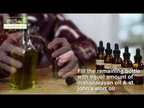 How To Treat Gout Naturally| Aromatherapy - Homeveda Remedies