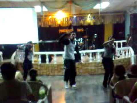 Revolución REAL Coreografia Cristiana