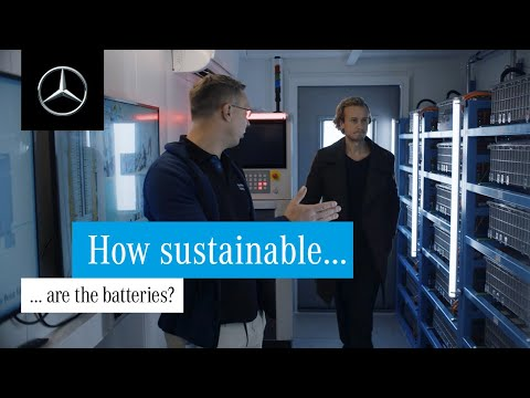 EQC x Sustainability – 2nd Life of Batteries