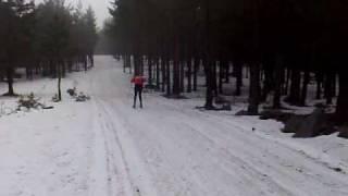 Esquí de fondo en navafría