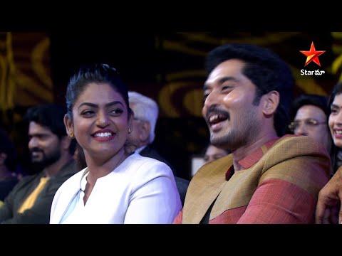 Hilarious talk between Suma and Avinash at Star Maa Parivaar Awards
