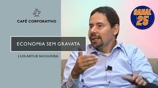 Mix Palestras   Entrevista com Luís Artur Nogueira