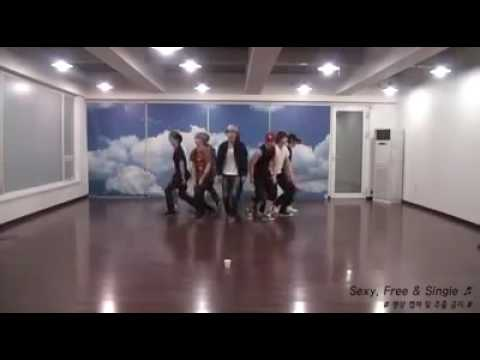 Super Junior - Sexy Free & Single - Dance Practice