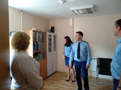 Гатчинский городской прокурор посетил ГБУ ЛО центр помощи детям-сиротам и детям, оставшимся без попечения родителей «Сиверский ресурсный центр по содействию семейному устройству»